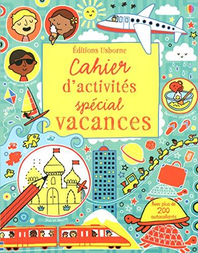 Cahier d'activités spécial vacances: Gilpin, Rebecca
