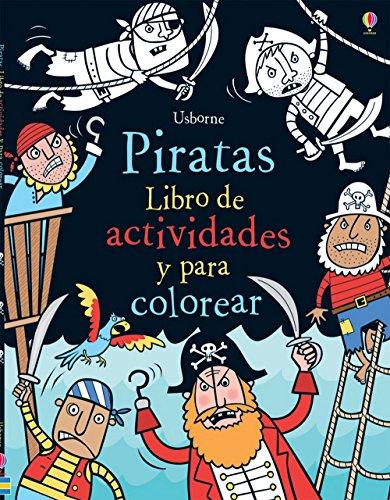 9781409558835: Piratas. Libro De Actividades Y Para Colorear