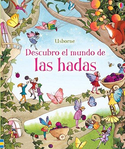 9781409559214: Descubro El Mundo De Las Hadas