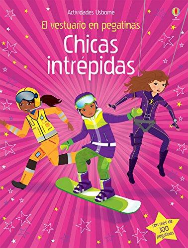 9781409559337: Chicas Intrepidas - El Vestuario En Pegatinas