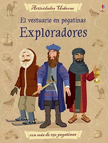 9781409560043: Exploradores. El Vestuario En Pegatinas
