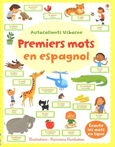Premiers mots en espagnol: Brooks, Felicity