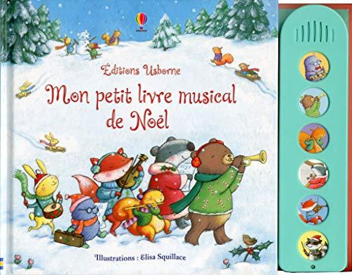9781409561095: Mon petit livre musical de Noël