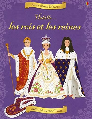 9781409561354: Habille : Les rois et les reines