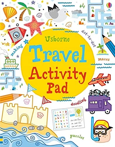 9781409561910: Travel Activity Pad (Activity Pads)