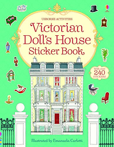 9781409562139: Victorian Doll's House Sticker Book (Doll's House Sticker Books)