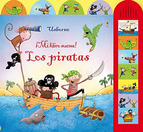 9781409562221: Los piratas