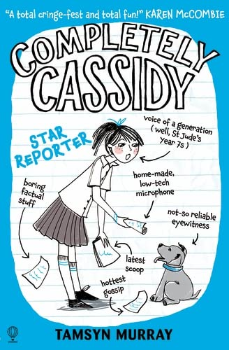9781409562726: COMPLETELY CASSIDY STAR REPORT