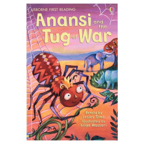 9781409562740: Ufr Level-1 Anansi And The Tug Of War