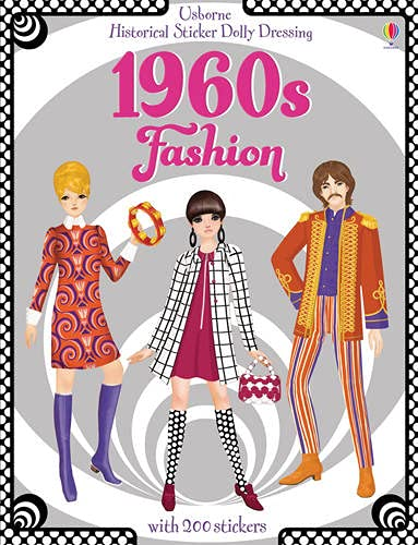 9781409563259: Historical Sticker Dolly Dressing 1960's Fashion