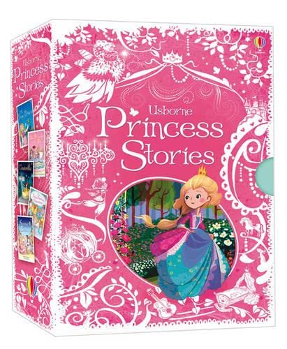 9781409563808: Princess Stories Gift Set (Usborne Gift Sets)