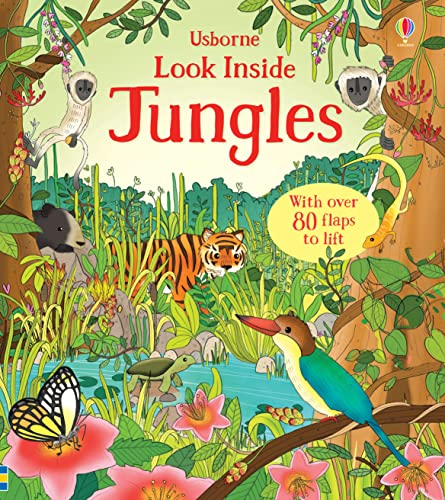 9781409563938: Look Inside the Jungle