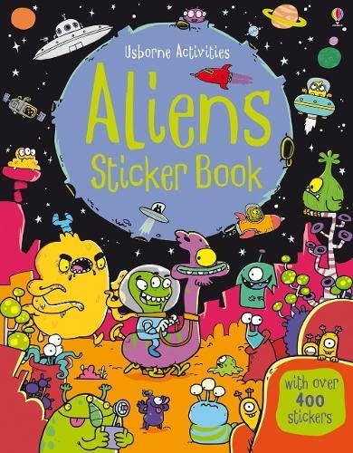 9781409563952: Aliens Sticker Book
