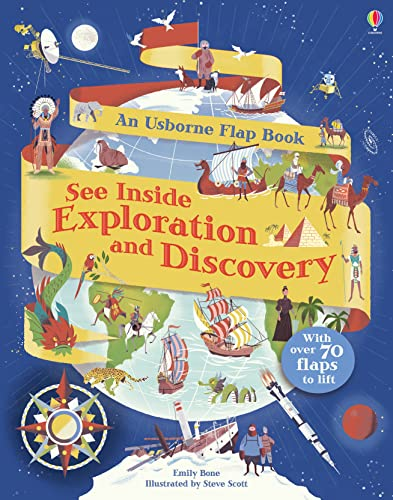 9781409563976: See Inside Exploration and Discovery: 1