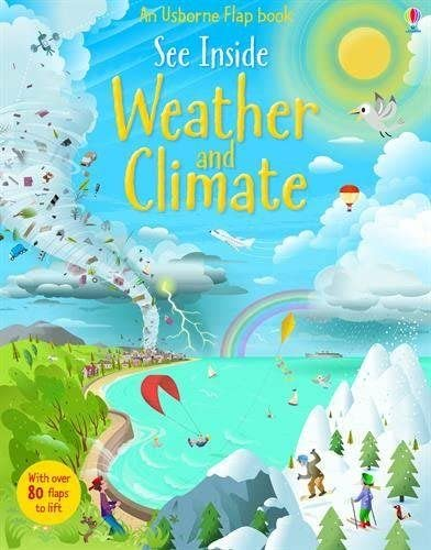 9781409563983: See Inside Weather & Climate