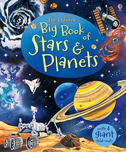 Big Book of Stars & Planets (Usborne Big Books): Emily Bone