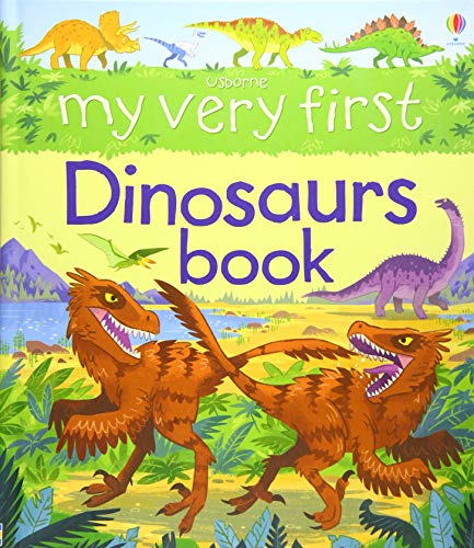 9781409564164: My Very First Dinosaurs Book (My Very First Books)