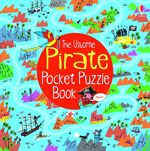 9781409564249: Pirate Pocket Puzzle Book (Activity and Puzzle Books)
