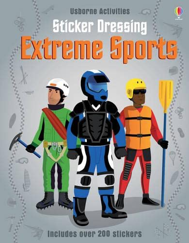 9781409564263: Sticker Dressing Extreme Sports