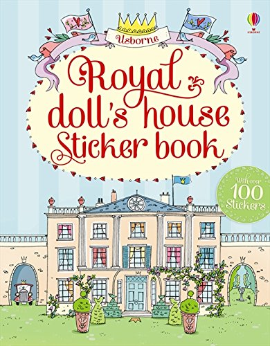 9781409564300: Royal Doll's House Sticker Book