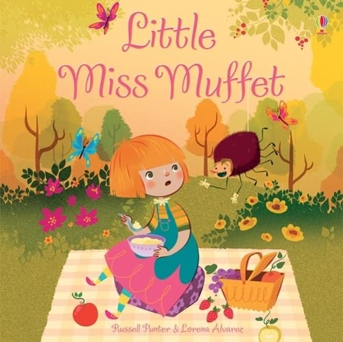 9781409564362: Little Miss Muffet (Usborne Picture Books)