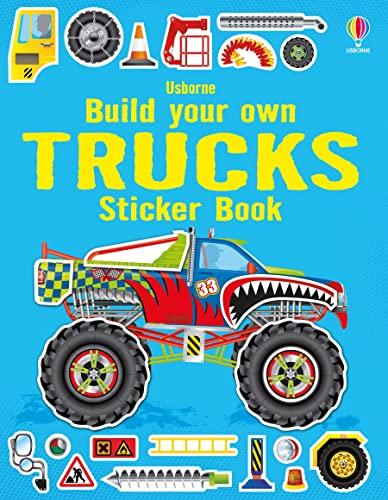 9781409564430: Build Your Own Trucks Sticker Book