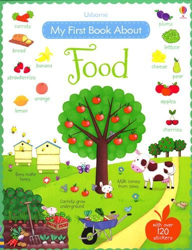 9781409564706: My First Book About Food (My First Books)