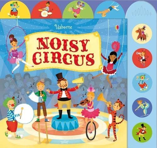 9781409564751: Noisy Circus (Noisy Books)