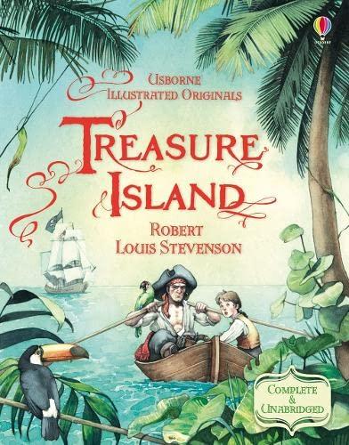 9781409564973: Treasure Island (Illustrated Originals)