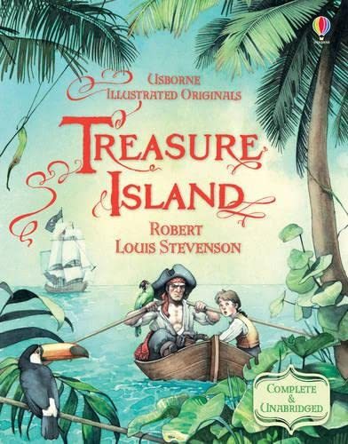 9781409564973: Treasure Island (Illustrated Originals)