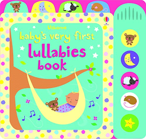 9781409565093: Baby's Very First Lullabies Book (Baby's Very First Books)