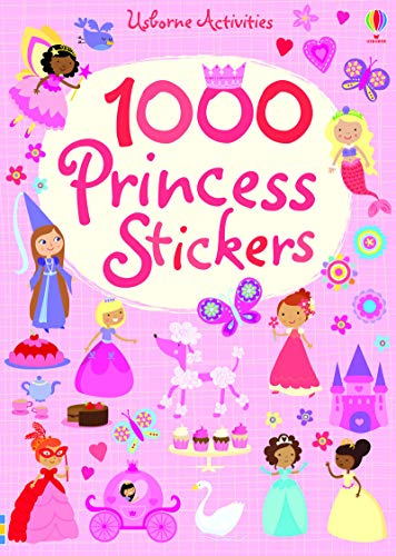 9781409565222: 1000 Princess Stickers (1000 Stickers)