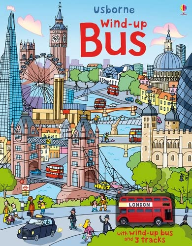 9781409565291: Wind-up Bus (Wind-Up Books)