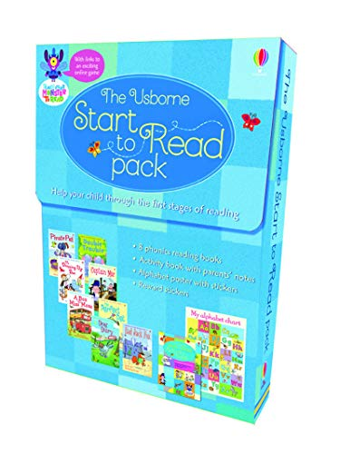 9781409565703: Usborne start to read pack (Very First Reading)