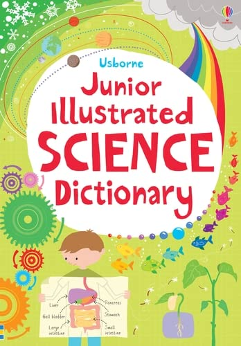 9781409565734: Junior Illustrated Science Dictionary