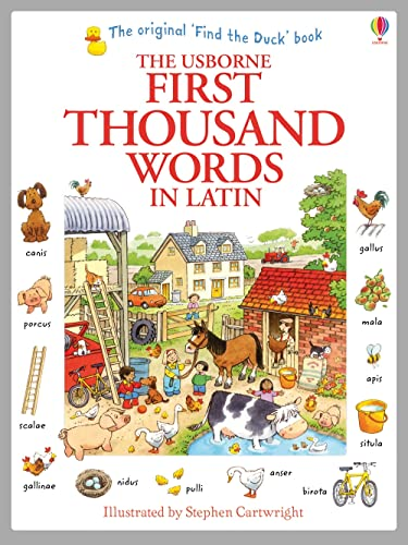 9781409566151: First Thousand Words in Latin