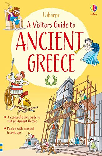 9781409566168: A visitor's guide to ancient Greece (Visitor Guides)