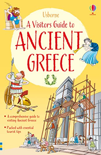 9781409566168: A Visitor's Guide to Ancient Greece (Usborne Visitor Guides)