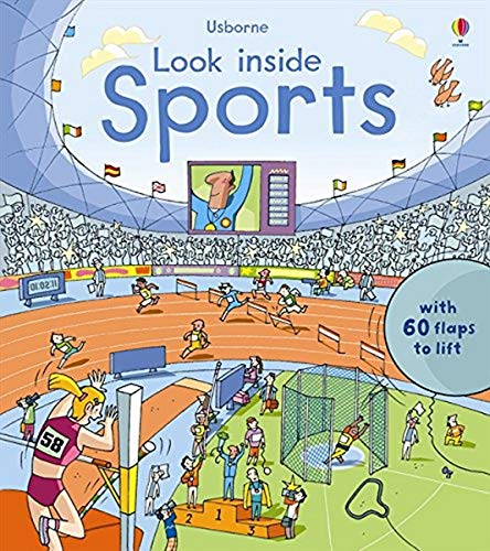 9781409566199: Look Inside Sports (Look Inside Board Books)