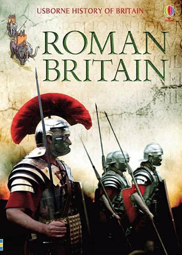 9781409566267: Roman Britain (Usborne History of Britain)