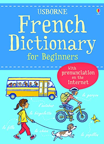 9781409566281: French Dictionary for Beginners (Usborne Language Dictionary for Beginners)