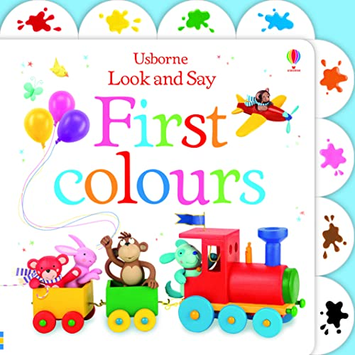 9781409566304: Look and Say First Colours (Look & Say)