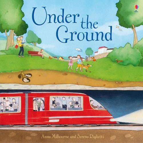9781409566335: Under The Ground (Picture Books)