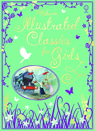 9781409566465: Illustrated Classics for Girls (Illustrated Story Collection)