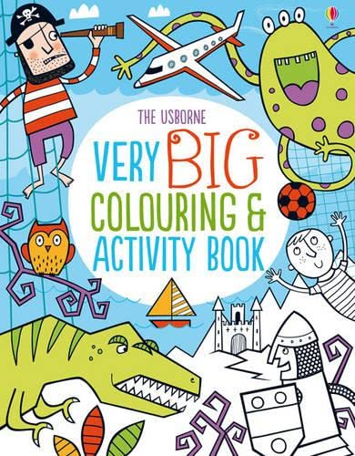 9781409566519: Very Big Colouring and Activity Book