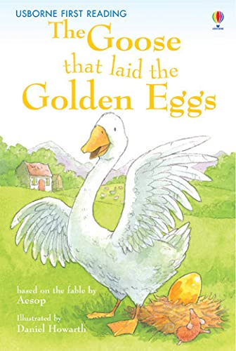 9781409566762: The Goose That Laid the Golden Eggs (English Language Learners)
