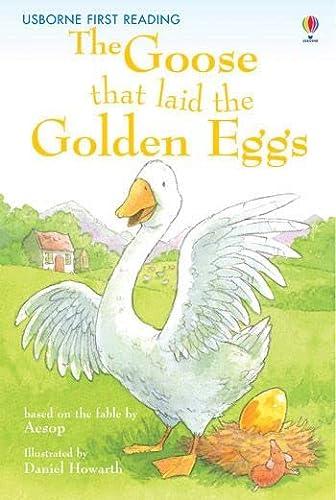 The Goose That Laid the Golden Eggs: Mackinnon, Mairi