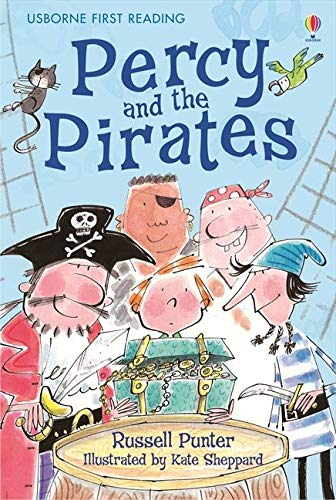 9781409566786: Percy and the Pirates: Level 4 (English Language Learners)