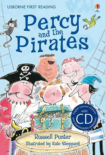 9781409566786: Percy and the pirates. Con CD Audio
