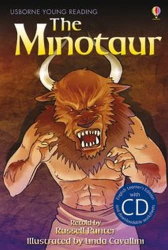 9781409566809: The Minotaur (3.11 Young Reading Series One with Audio CD)